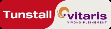 Nouveau logo Tunstall Vitaris